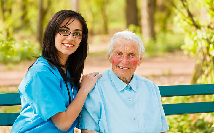 Elder Caregiver senior help in Sarasota Florida PSFS