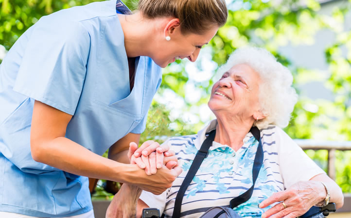 Certified Nurses Assistance - Senior Home Care