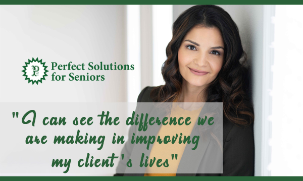 caregiver company, Perfect Solutions for Seniors