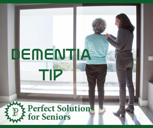 Dementia Tip