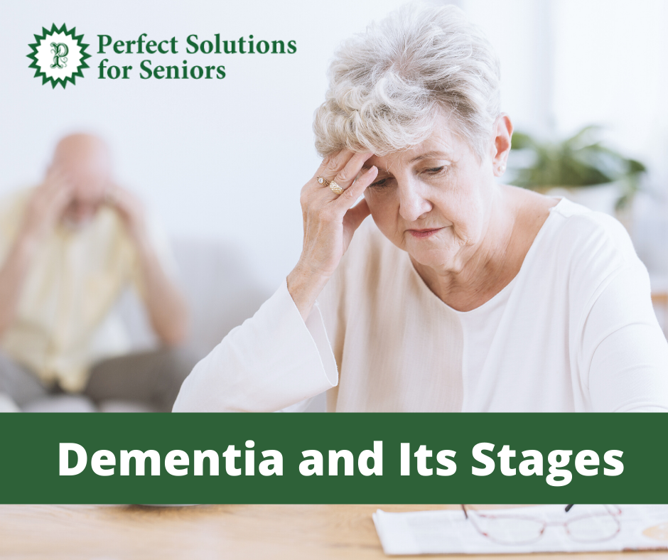 Dementia and Its Stages